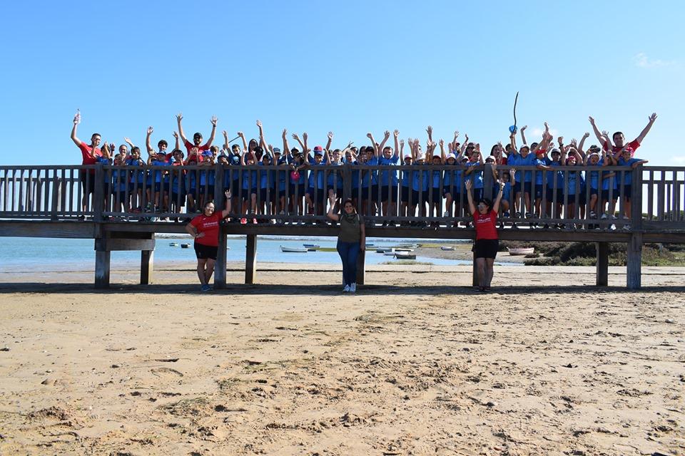 Sostenibilidad en el 7º Campamento Infantil de Verano UCA (2019)