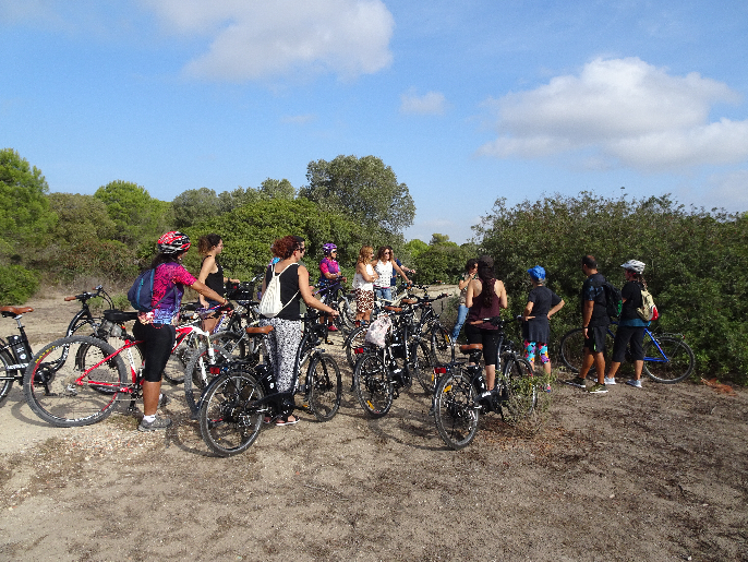 Ruta etnobotánica para celebrar la Semana de la Movilidad