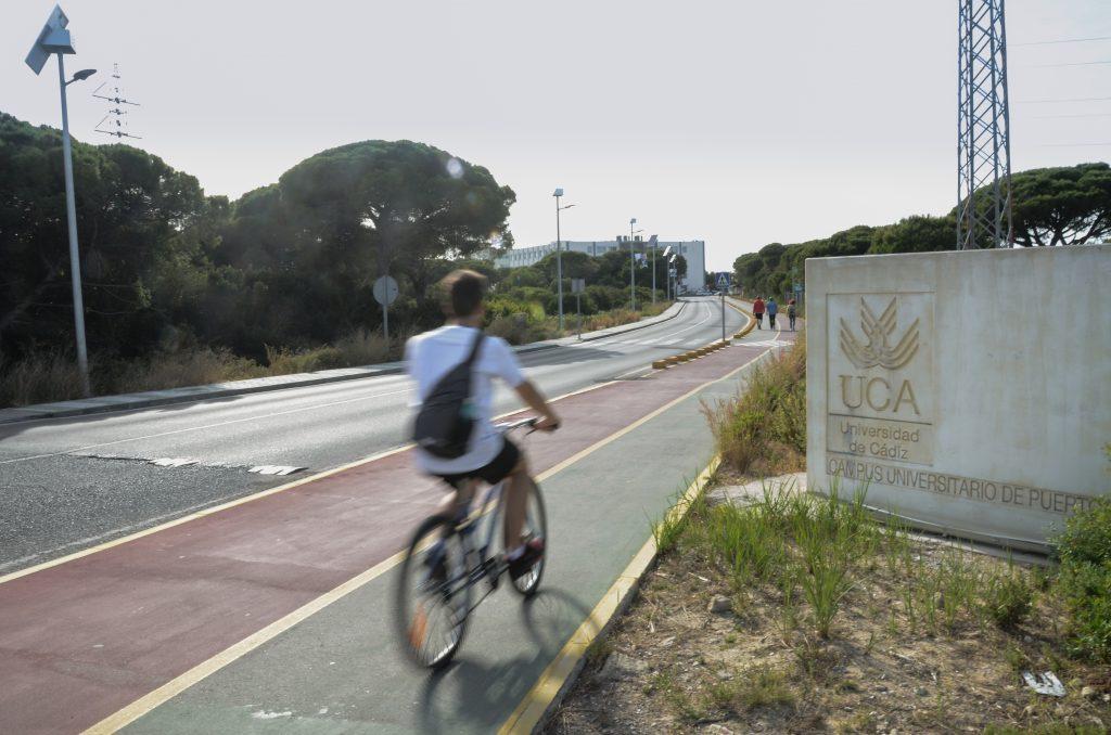 Bicicleteros Controlados en la UCA