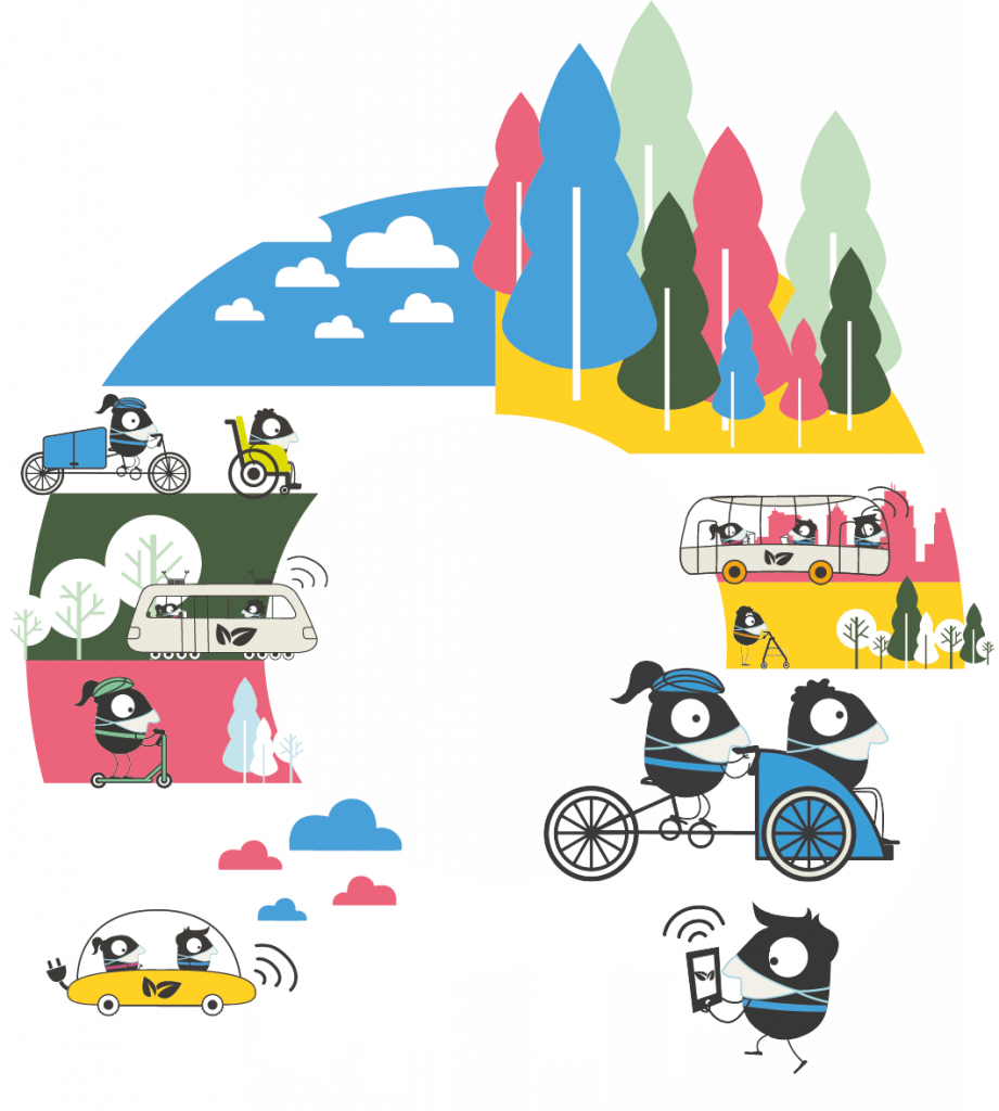 Programa ambicioso de la OFSOS para la conmemoración de la Semana Europea de la Movilidad.